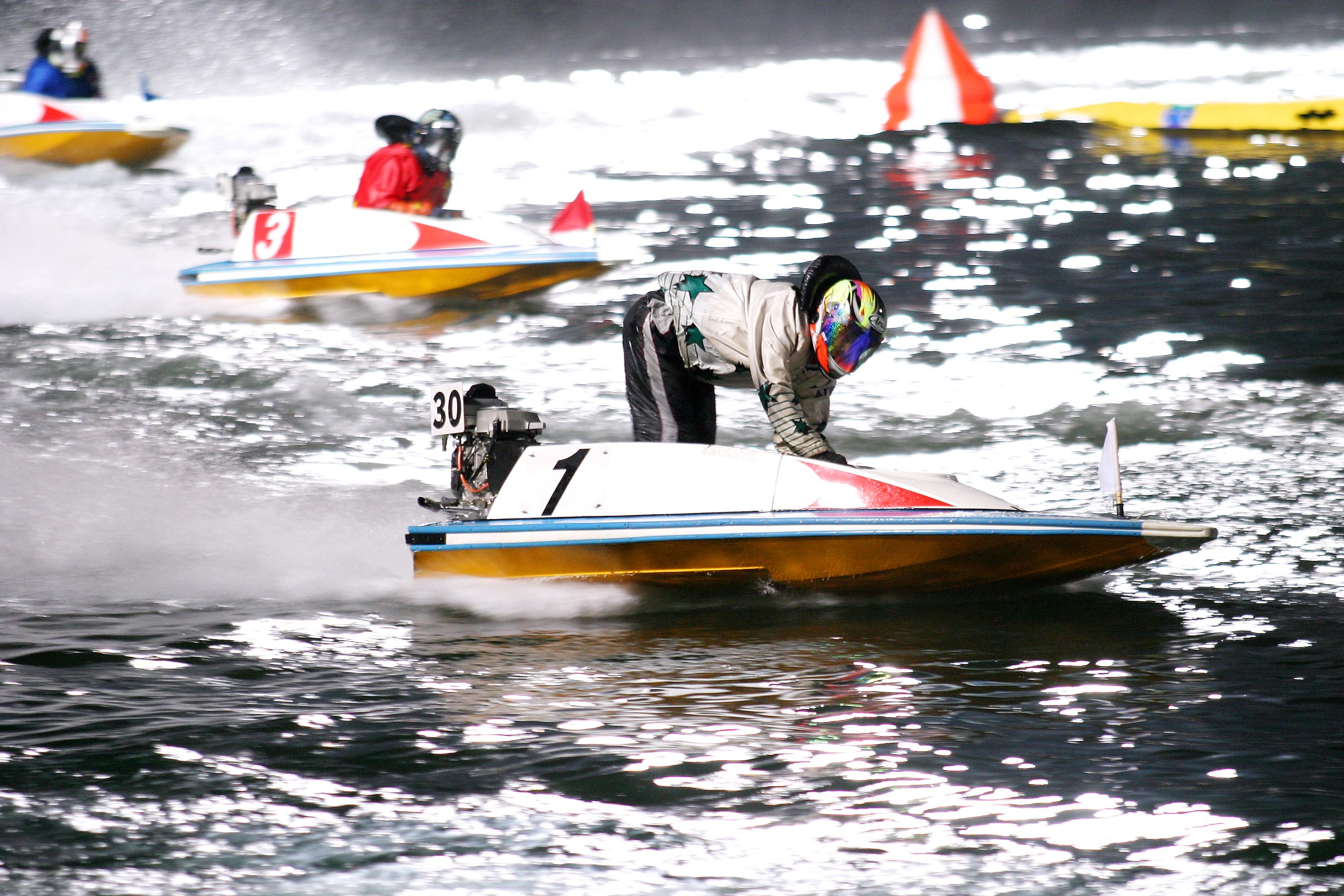 リプレイ レース 江戸川 競艇
